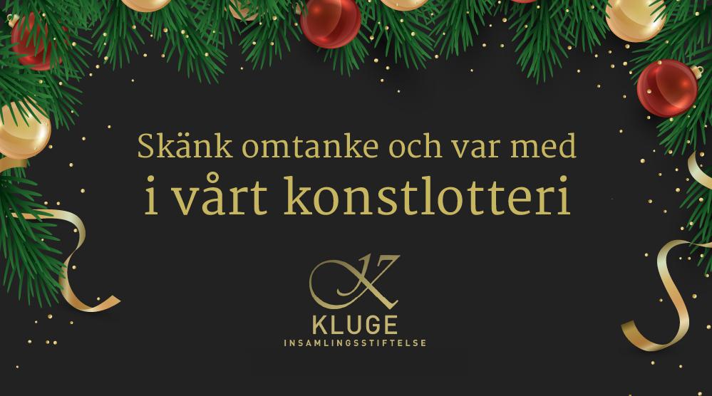 Skänk omtanke i jul!